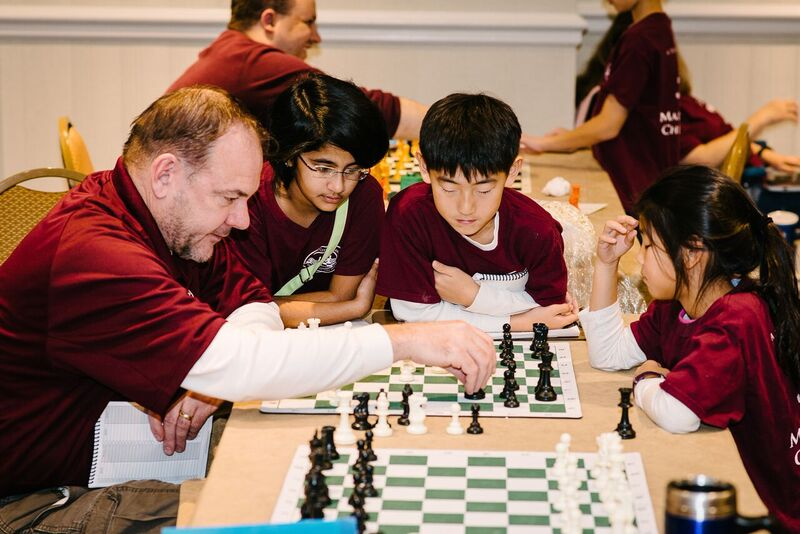 Madison City Chess League