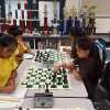 A Great Time To Be a Girl Playing Chess