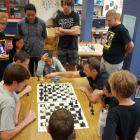 Back To School Bughouse - 7/21
